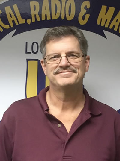 Office Manager Doug Smock