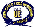 UE Local 170 Logo